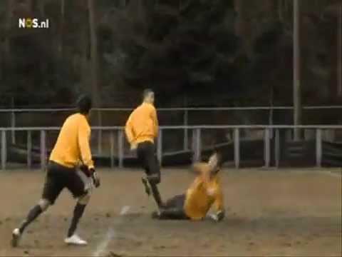Fantastic Goal by Ibrahim Afellay