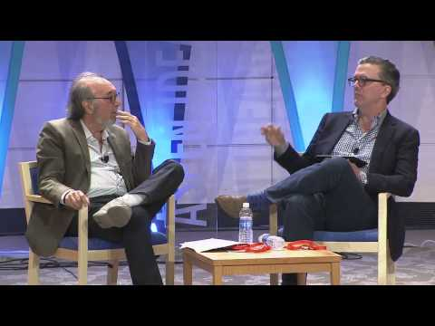 """James Brooks and Kurt Andersen on """"What Do TV Shows Tell Us about Ourselves?"""" (Full Session)"""