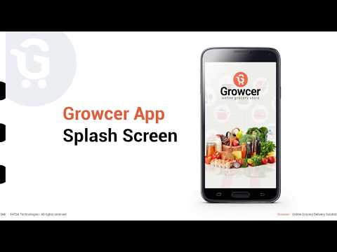 Build Grocery Shopping Web & Mobile Apps for your Grocery Business