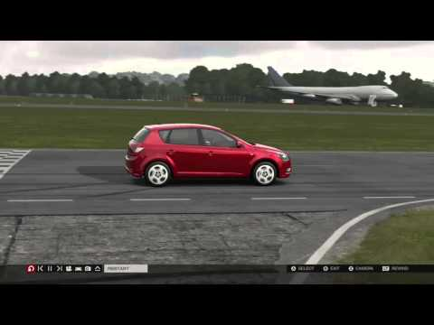 Forza 5: Top Gear Test Track 1