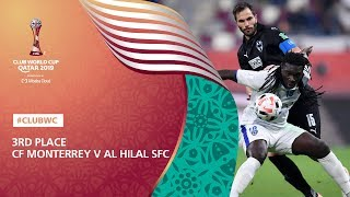 CF Monterrey v Al Hilal SFC [Highlights] FIFA Club World Cup, Qatar 2019™