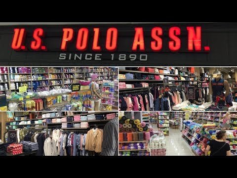 Обзор магазина U.S.POLO ASSN.\Нитки и пряжа в ALİ ÖZKAN\Ткани