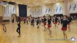 gd linedance spring festival graceful line dance