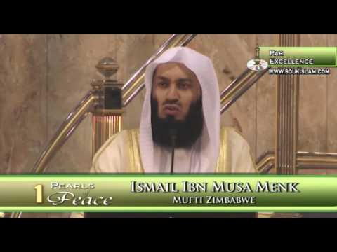 Pearls Of Peace   Episode 1   Mufti Ismail Menk