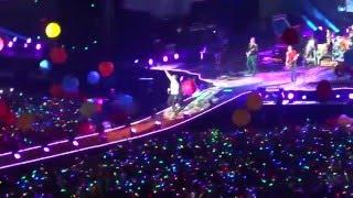 Coldplay Lima Perú - Adventure of a Lifetime (Estadio Nacional) 2016