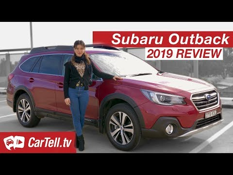 2020 Subaru Outback Redesign, Rumors, Changes, Release date