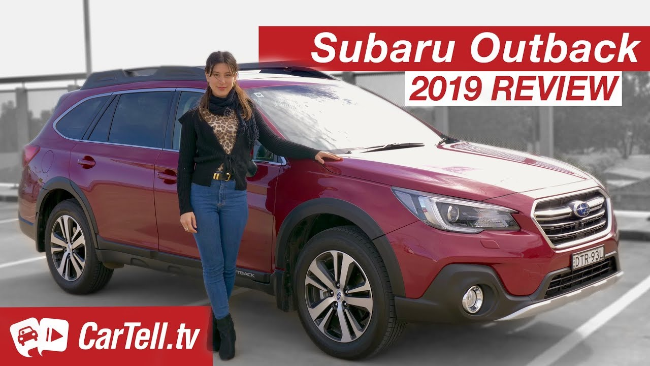 2019 Subaru Outback Review Australia Youtube