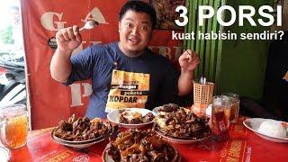 Wisata Kuliner Solo - Tengkleng Rica-Rica Kambing Pak Manto 3 Porsi SIKAT HABIS!
