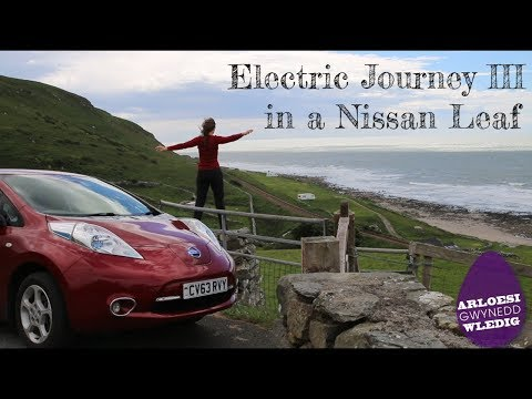 3/3: Mid-Wales Electric Car Adventure - Day Three