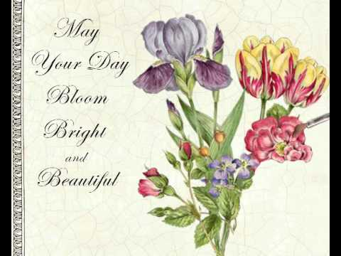 Thinking of you flowers greeting ecard youtube thinking of you flowers greeting ecard m4hsunfo