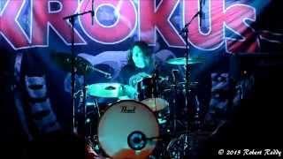 Krokus - Quinn the Eskimo (Mighty Quinn) - Dallas (04/26/15)