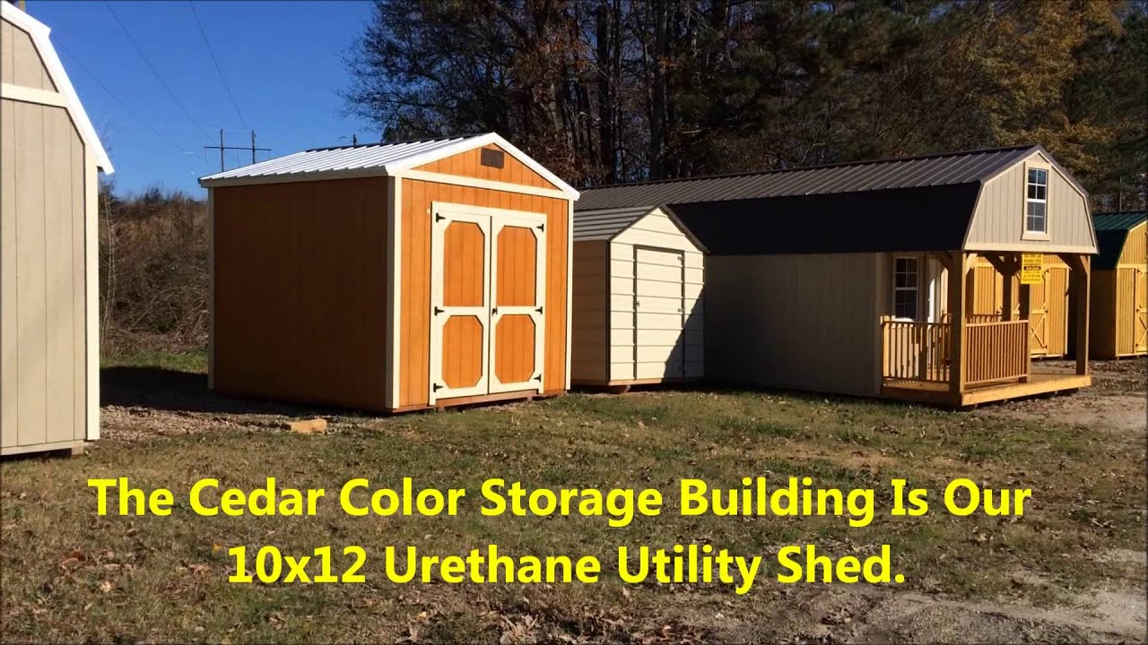 Storage Buildings Sheds Atlanta Georgia Rent2ownSheds