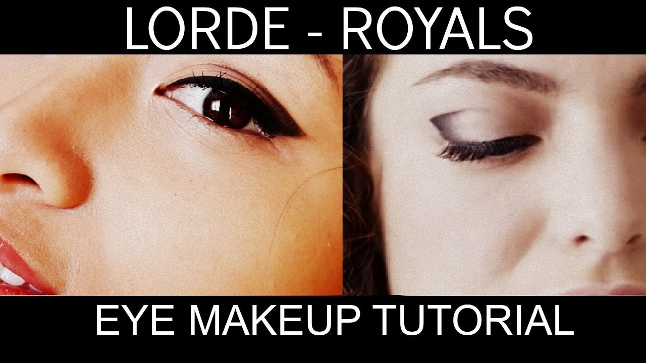 Pictures Of Lorde Makeup Tutorial Kidskunstfo