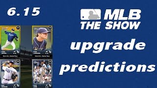 MLB 15 The Show  - Upgrade Predictions (6.15)