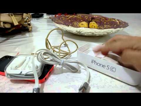 Iphone 5c 8gb Semi novo