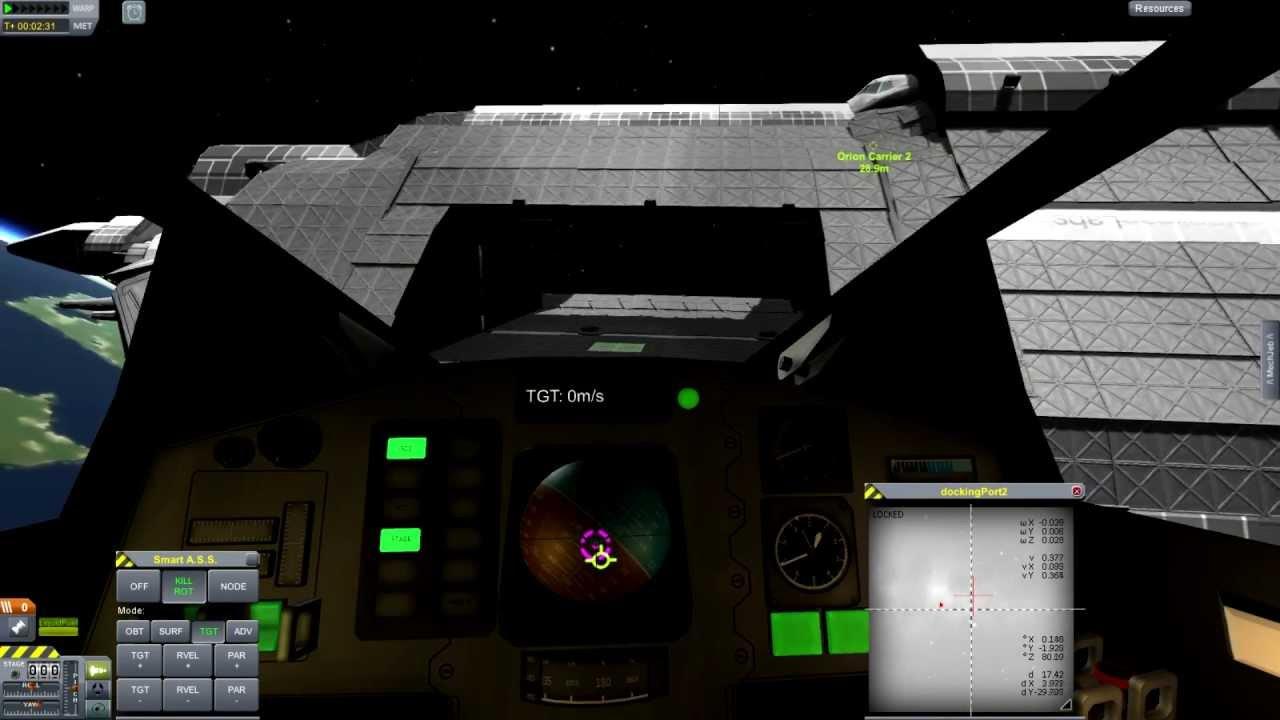 kerbal nasa orion spaceship-#15