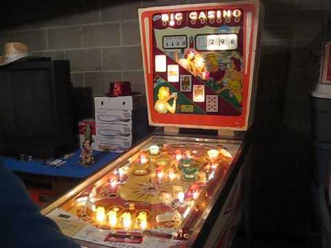 Casino pinball machine online casino zahlungsmethoden