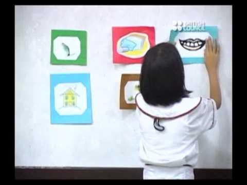 Phương pháp giảng dạy Tiếng Anh cho trẻ em - Bài 1