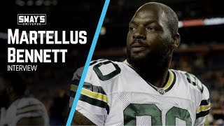 Martellus Bennett on Creating for His Community is More Important Than Football