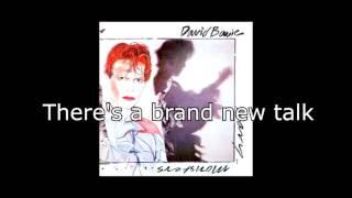 Fashion | David Bowie + Lyrics