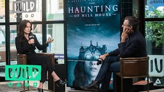 """Elizabeth Reaser Chats """"The Haunting Of Hill House"""""""