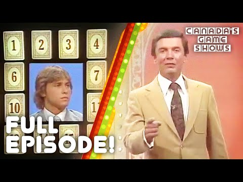 FULL GAME SHOW EPISODE: Super Pay Cards With Art James!