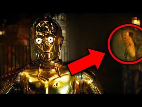STAR WARS Rise of Skywalker Trailer Breakdown! C-3PO Explained!