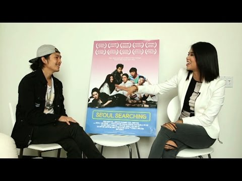 Justin Chon talks about 'SEOUL SEARCHING' (2016)