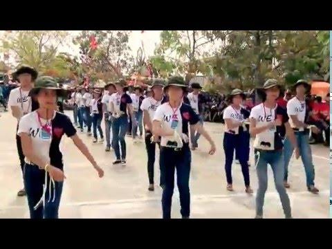 Nhảy Mùa Hè Xanh - Lớp 11A3 - 2014