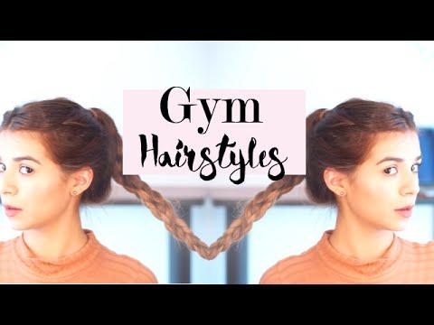 4 Peinados Faciles Para Hacer Ejercicio Youtube