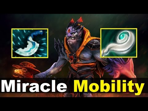 Miracle Mobility Lion 9000MMR - Dota 2