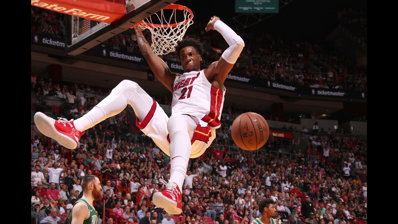 What Does Hassan Whiteside Bring To Portland Trail Blazers? | 2019 Dunks & Blocks Mix