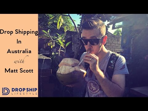 Moving Abroad and Growing Your Drop Shipping Business Discussion with Matt