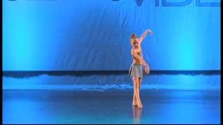 Austyn Johnson Hollywood Vibe Junior Dancer of the Year 2014 - 8 years old