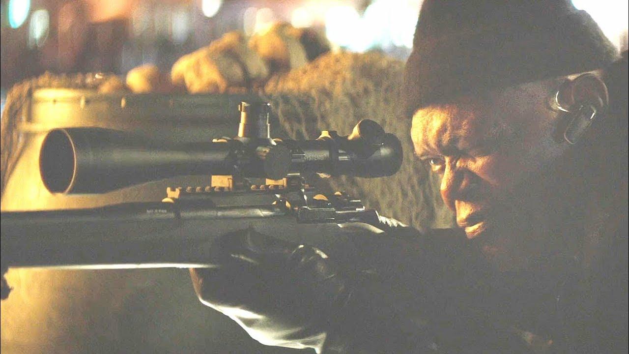 这才是最厉害的杀手,一枪一个毫不留情,死侍最新劲爆动作片
