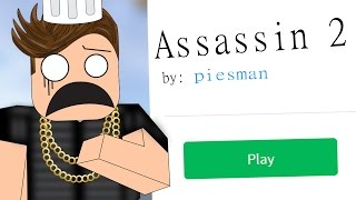 DID THIS GAME COPY ASSASSIN? (Roblox)