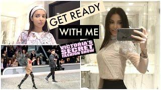 GRWM ♡ Victoria's Secret Show et coup de fil flippant !