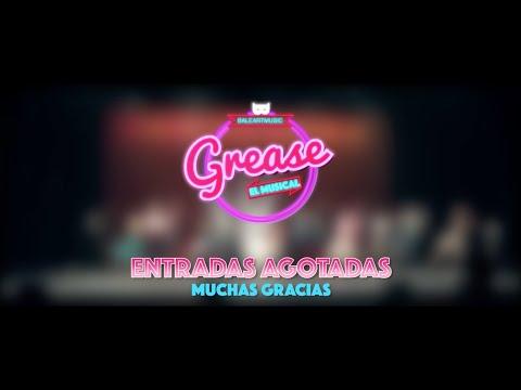 Grease, el musical: ENTRADAS AGOTADAS!