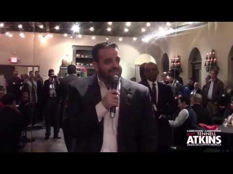 Tennell Atkins Campaign Kick Off - Dallas City Council Member B. Adam McGough