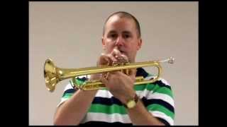 VUSD How to Begin Playing Trumpet with Mr. Hinds