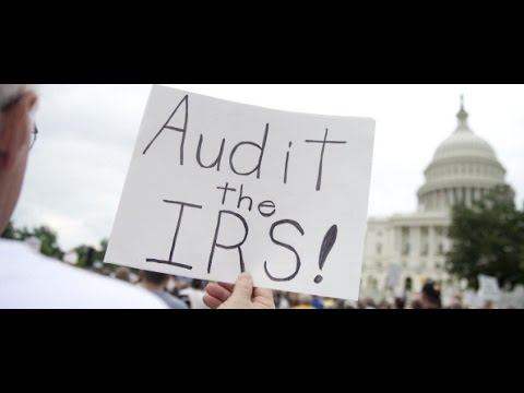 It's Time to Audit the IRS.