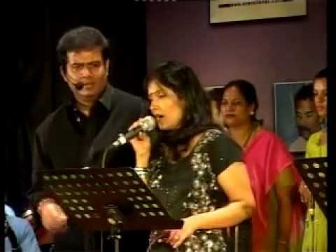 Tribute to a living legend - Asha Bhonsle | Anuradha Sriram | Dum Maro Dum