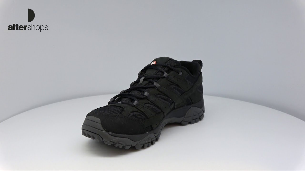 merrell moab 2 smooth hiking shoes white