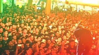 Gambar cover BoomeranG - mimpi hitam (Live @ Surabaya,5 OCT 2013)
