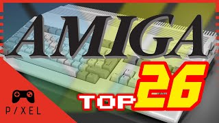 My TOP 26 AMIGA Games :: Celebrating 30 Years | Ep. 52