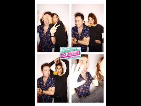 Alexa Chung on the Breakfast Show