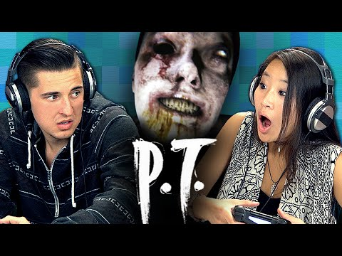 P.T. [PART 1] - Silent Hills (Teens React: Gaming)