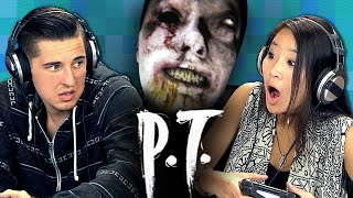 Download P.T. [PART 1] - Silent Hills (Teens React: Gaming) Mp3 and Videos