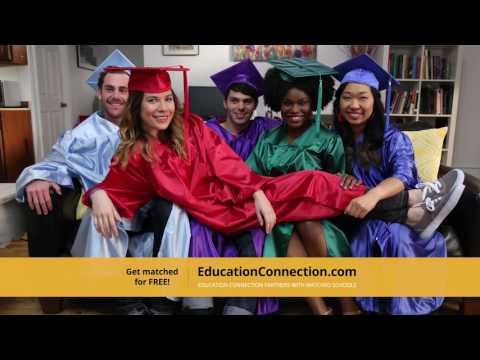 2016 Education Connection Commercial Rap - 60 Seconds