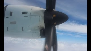 Aer Lingus Regional ATR72-600 Glasgow to Dublin *Full Flight*